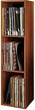 VCM Regal Schallplatten Standregal Bücherregal