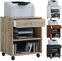 VCM Rollcontainer Bürocontainer Schubladenschrank