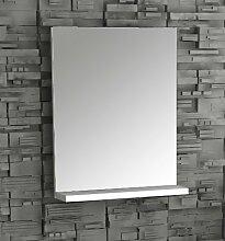 VCM Spiegel Badspiegel Wandspiegel mit Ablage
