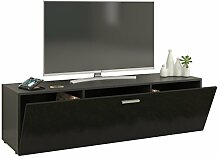 VCM TV Lowboard Fernsehtisch Rack Phono Möbel