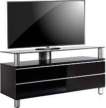 VCM TV Lowboard Schrank Tisch Rack Fernseh