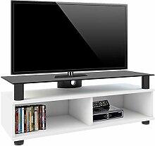 VCM TV Lowboard Schrank Tisch Rack Fernsehschrank