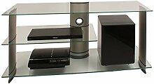 VCM TV Rack Lowboard Konsole Fernsehtisch LCD LED