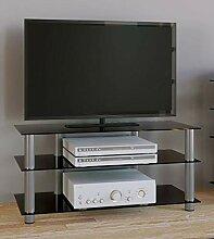 VCM TV Rack Lowboard Konsole LCD LED Fernsehtisch