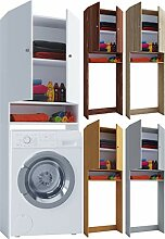 VCM Waschmaschinenschrank Hochschrank Trockner
