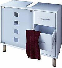 VCM Waschtischunterschrank Bad Möbel Unterschrank