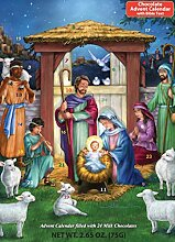 VCO Adventskalender - Heilige Krippe (10 x 13,75)