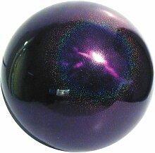 VCS psd10Spiegel Ball 25,4cm violett Stardust Edelstahl Gazing Globe
