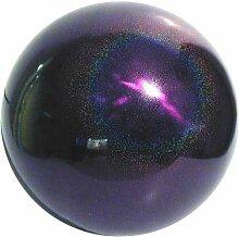 VCS psd12Spiegel Ball 30,5cm violett Stardust Edelstahl Gazing Globe