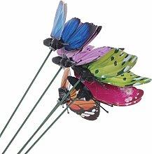 Vdk Fairy Schmetterling auf Stick Ornament Home