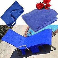 VDK Tech Strand-Badetuch, Sonnenliege, für