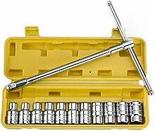 VEADK Ratschenschlüssel 13 Teile/satz Werkzeug