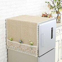 VEADK Staubschutz Bezug für Waschmaschine aus
