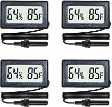 Veanic Digitales Mini-Sonden-Hygrometer,