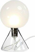 VEJTSBERG Lampe L-02-white, Mundgeblasenes