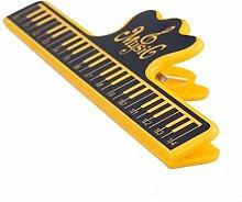 Vektenxi 1 STÜCKE Praktische Klavier Score Clip