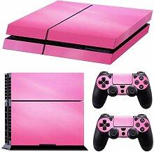 Vektenxi Pink Vinyl Decal Haut Aufkleber für PS4