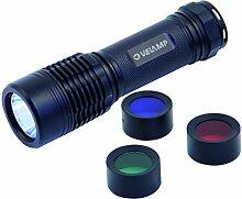 VELAMP in248F huntman Taschenlampe LED schwarz