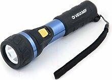 VELAMP ip05Impulse–Taschenlampe LED 1W 2AA