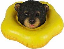 Velda Teichdeko Schwimmtier Bär mit Schwimmring
