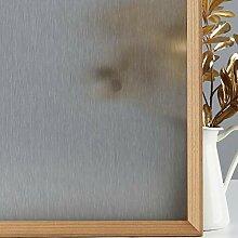 VELIMAX Statische Fensterfolie, schwarz, Glas,