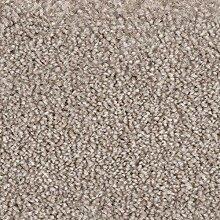 Velours-Teppichboden in Beige   weiche &