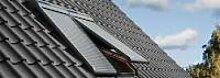VELUX Elektro-Rollladen SML SK08 0000S, Aluminium
