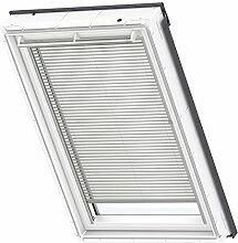 VELUX Original Jalousie Dachfenster, M08, Uni Weiß