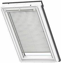 VELUX Original Jalousie Dachfenster, S08, Uni Weiß