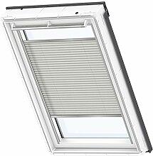 VELUX Original Plissee Dachfenster, MK04, Uni Sand