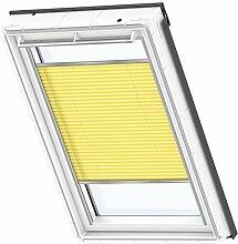 VELUX Original Plissee Dachfenster, UK08, Uni Gelb