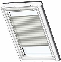 VELUX Original Plissee Dachfenster, Y85, Uni Sand