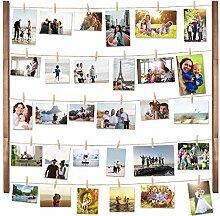 VENCIPO Holz Bilderrahmen Collage für hängende
