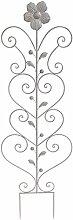 VENDONE 81252 Tolles Ziergitter Rankhilfe Beeteinfassung Metallzaun
