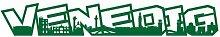 Venedig Schriftzug Skyline Aufkleber in 8 Größen