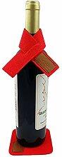 Venetto Set für Wein Weinmanschette Tropfstopper