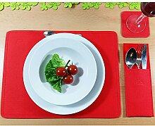 Venetto Sets Platzmatten Tischmatten Tischschoner