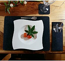Venetto Sets Platzmatten Tischmatten Untersetzer