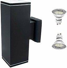 VENEZIA IP44 inkl. LED GU10 4W (250-300lm)