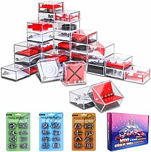 Vengo 48 STK Knobelspiele Set, Metall Puzzle