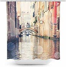 Venice Duschvorhang, Reise-Foto, venezianisches