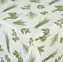 Venilia Kräuter grün Tischdecke Tischtuch