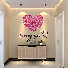 VENMO Home 3D Wandtattoo Wand Aufkleber Im