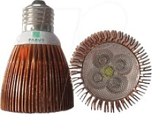VENSO E501 300 - LED-Pflanzenlampe E27, 6 W,