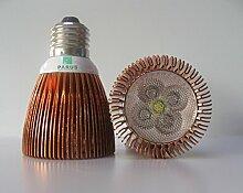 Venso EcoSolutions Pflanzenlampe E27 Standard 6W,