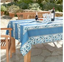 Vent du Sud Abwaschbare Oliven Tischwäsche, 160 x