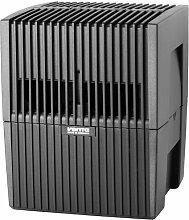 Venta Luftwäscher LW15 Luftbefeuchter + Luftreiniger für Räume bis 20m², anthrazit/metallic