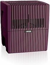 Venta Luftwäscher LW25 Luftbefeuchter + Luftreiniger für Räume bis 40m², weinro