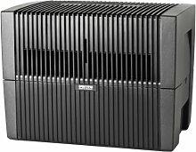 Venta Luftwäscher LW45 Luftbefeuchter + Luftreiniger für Räume bis 75m², anthrazit/metallic