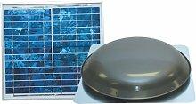 Ventamatic VX1000SOLARWG Solar Powered Roof Attic
